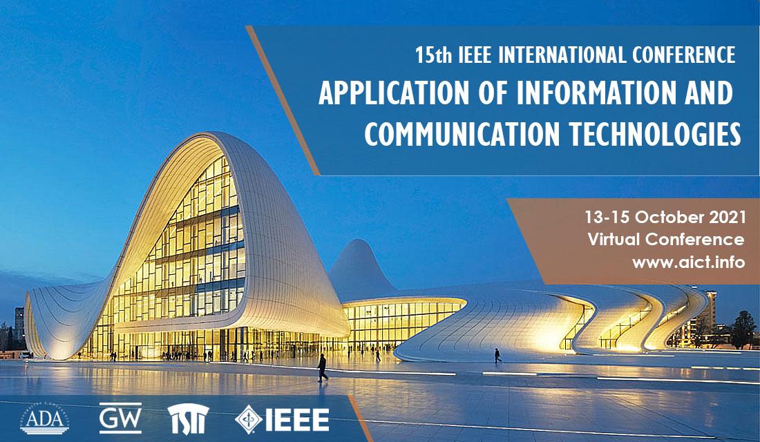 "Institute of Information Science and Technologies ""Alessandro Faedo"", IEEE Azerbaijan Chapter, George Washington University, ADA University"